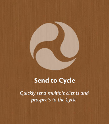 Send to Cycle